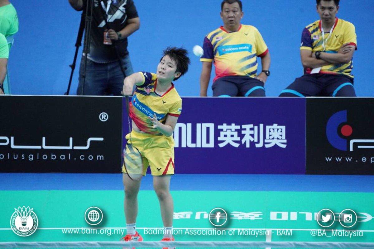 Teammas On Twitter Langkah Skuad Wanita Negara Dalam Kejohanan Badminton Berpasukan Asia Terhenti Selepas Tewas Kepada Korea Selatan Dalam Aksi Suku Akhir Di Stadium Sultan Abdul Halim Bawa Bertenang Terus