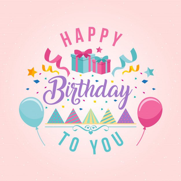 Be sure to stop by Guidance today to wish Mrs. D Angelo a very Happy Birthday!!!
