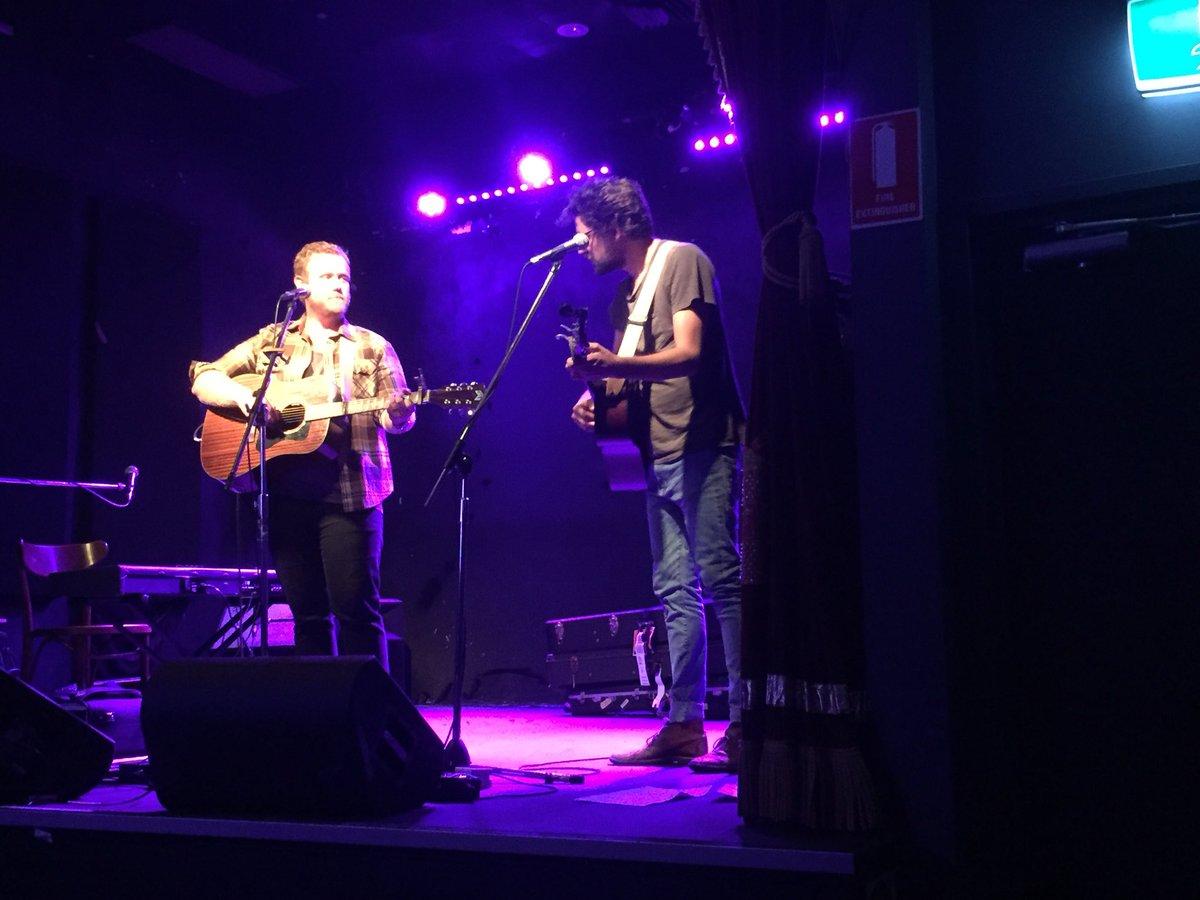Great gig tonight @timhartmusic @leadbel...