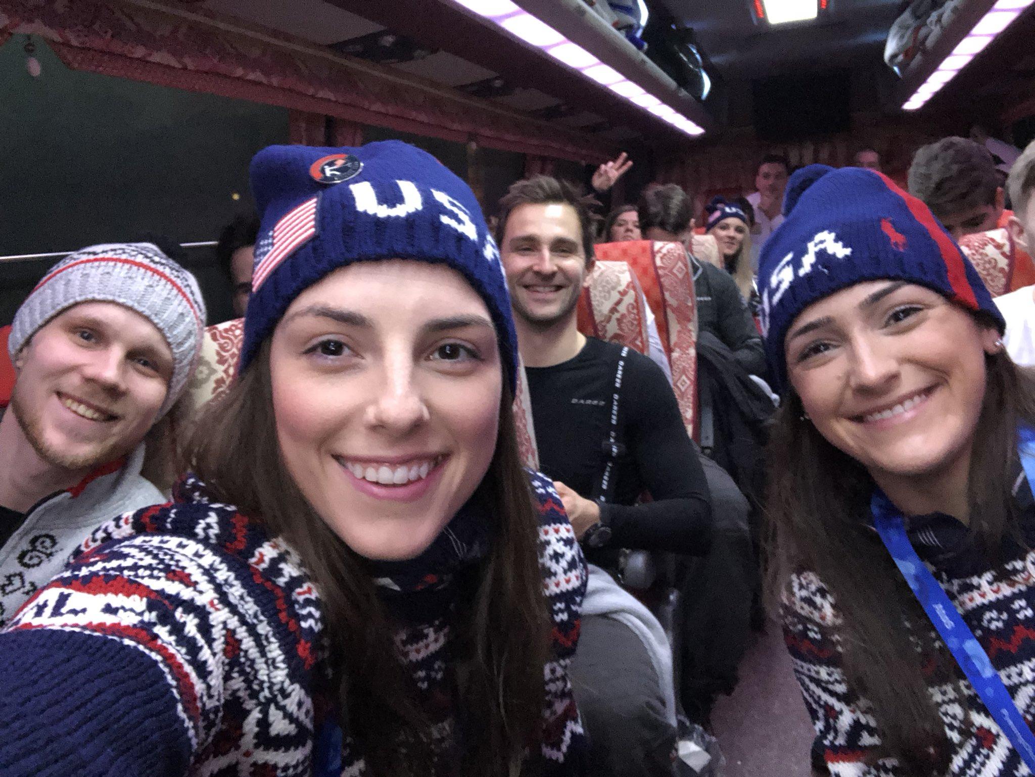 "Hilary Knight on Twitter: ""Hopped on the bus with Slovakia ... Hilary Knight"