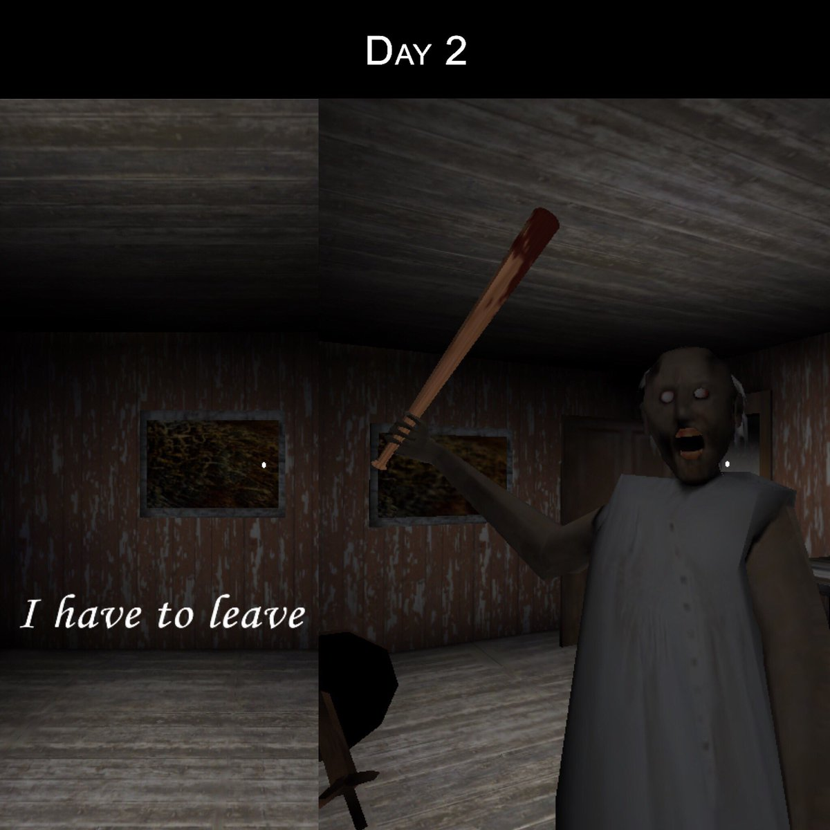 """360Fov On Twitter: """"Now This Is A #horror Game! Granny On"""