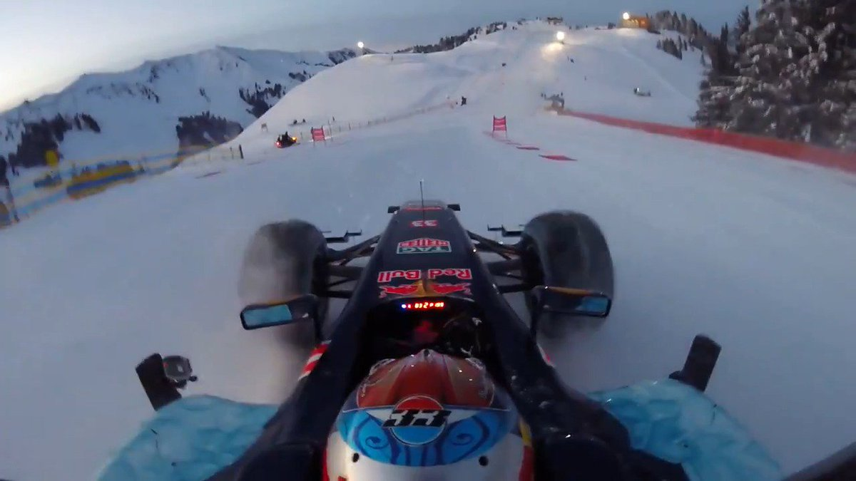Red Bull Racing's photo on #uksnow
