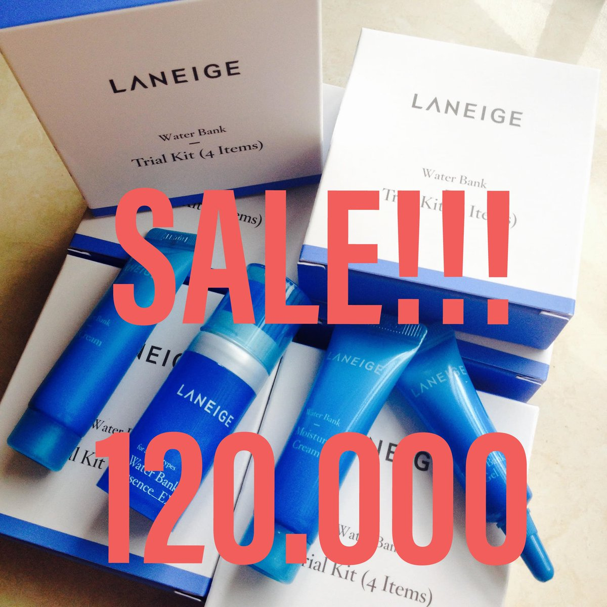 Laneigeready Hashtag On Twitter Laneige White Plus Renew Trial Kit 4 Items 1 Reply 0 Retweets Likes