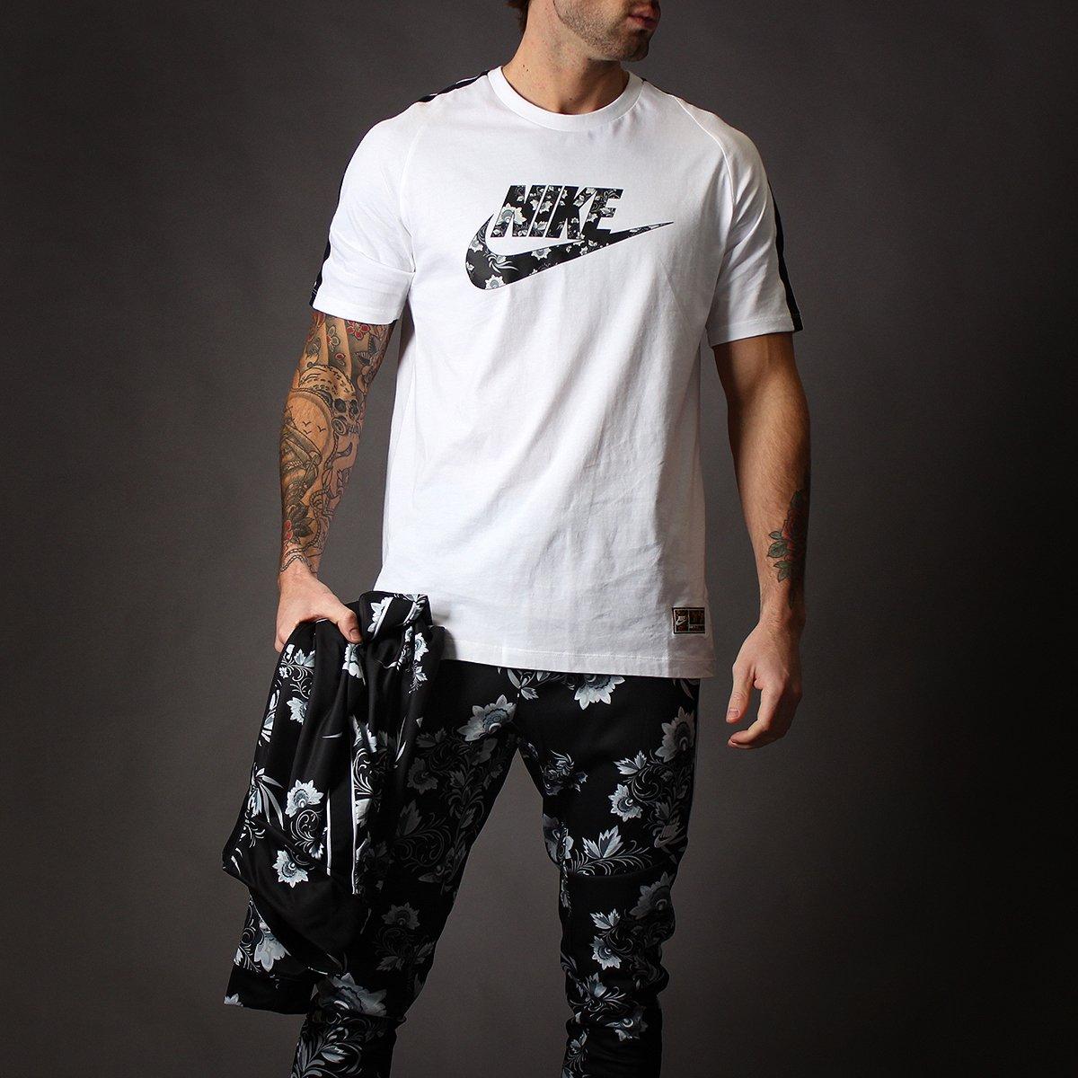 nike sportswear floral