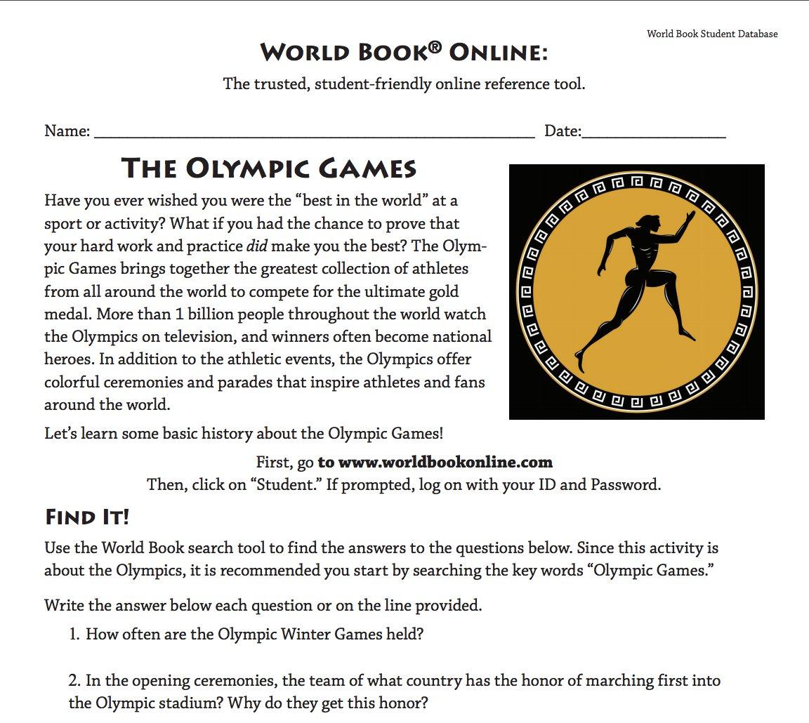 World Book on Twitter: