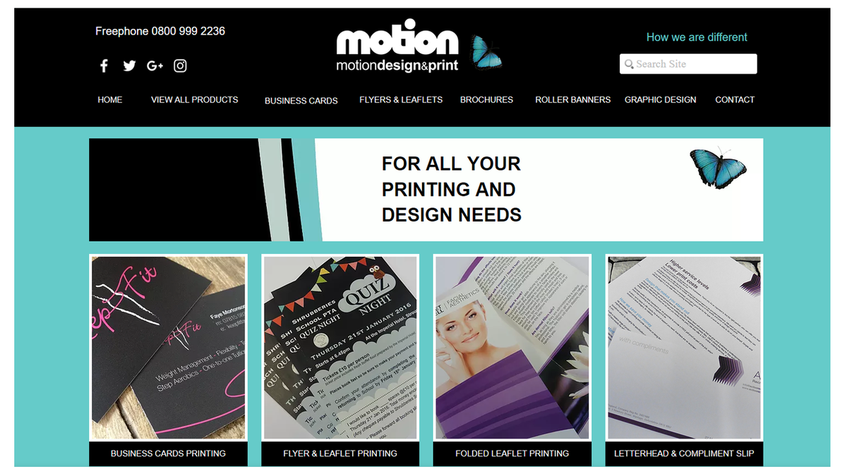 Motion printing motionprinting twitter im so proud its easy to navigate with lots of useful information photos and example prices please check it out and give us a go reheart