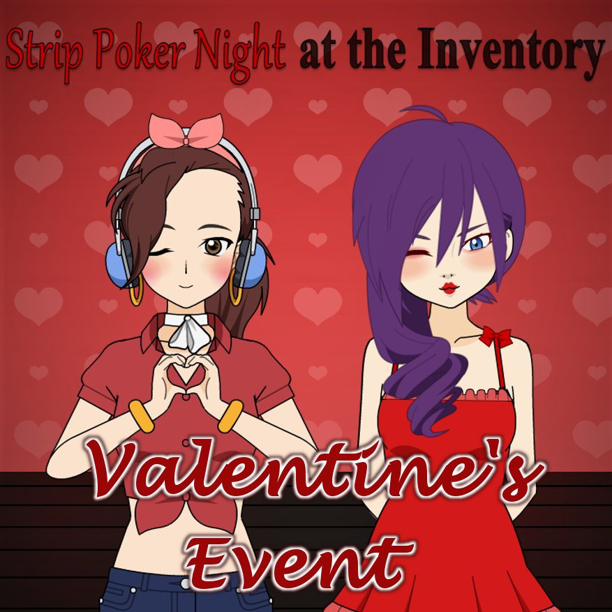 strip poker at inventory
