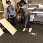 3rd graders are using simple machines to design subsystems to make work easier @EiE_org @steminaesd #STEMLab33