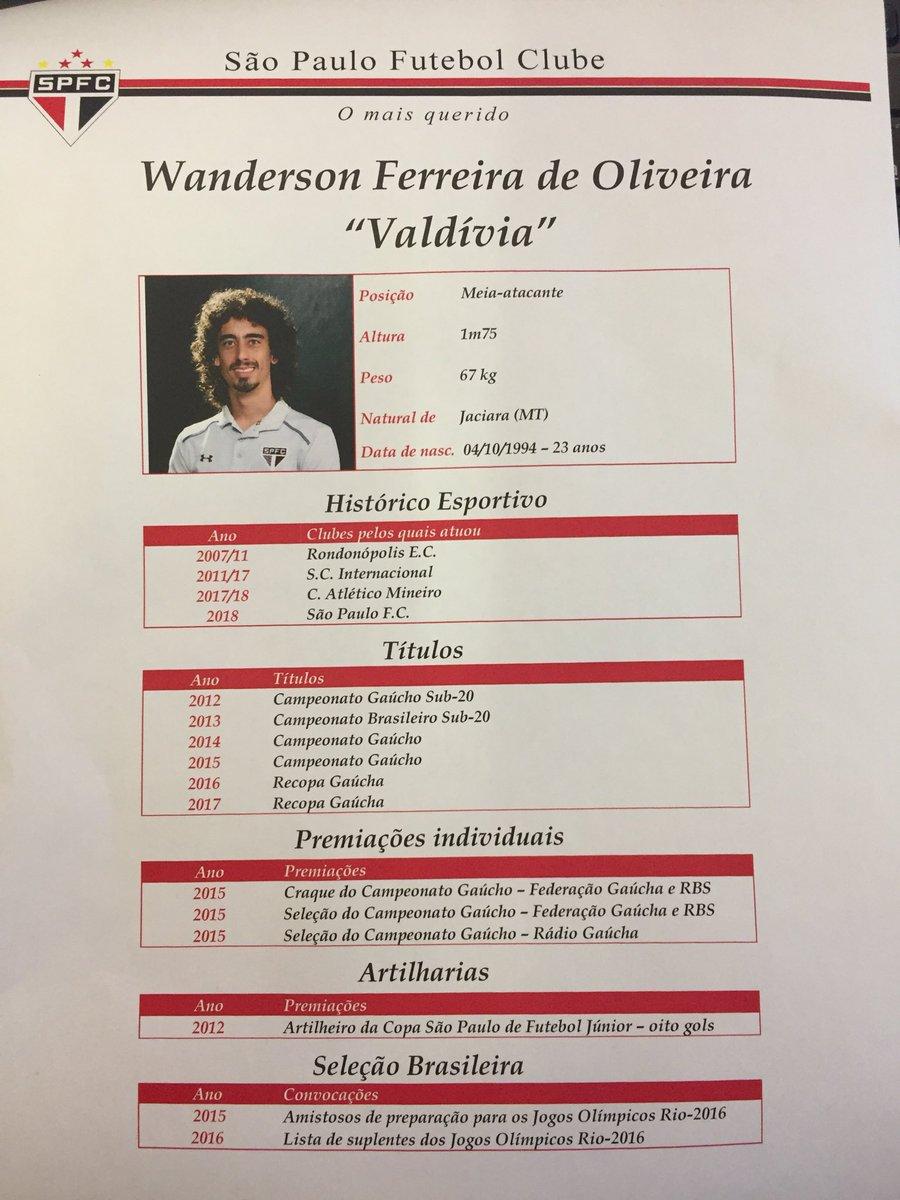 Marcelo Hazan On Twitter Valdívia Será Apresentado Hoje