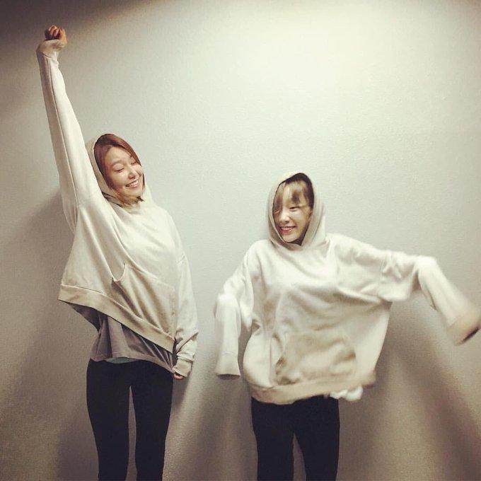 Happy happy birthday to this gorgeous giant, Choi Sooyoung aka Taeyeon\s dutch wife...