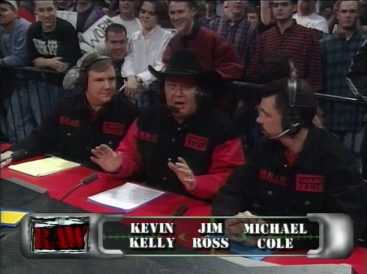 Undertaker Pulls Diesel Under Ring