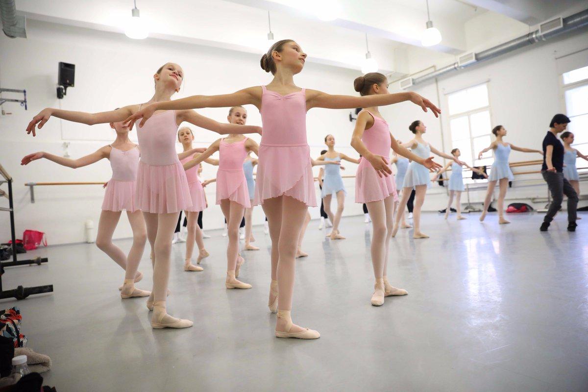 балет занятия картинки необычную окраску
