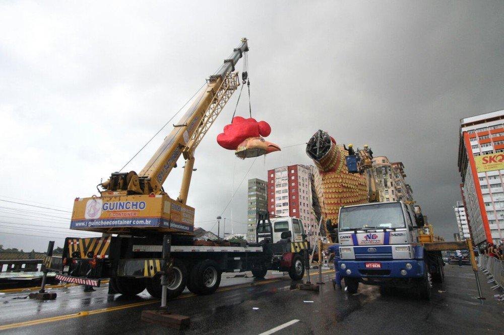 Meteorologia prevê chuva na abertura do carnaval do Recife https://t.co/32n1x2LowX #globeleza #G1