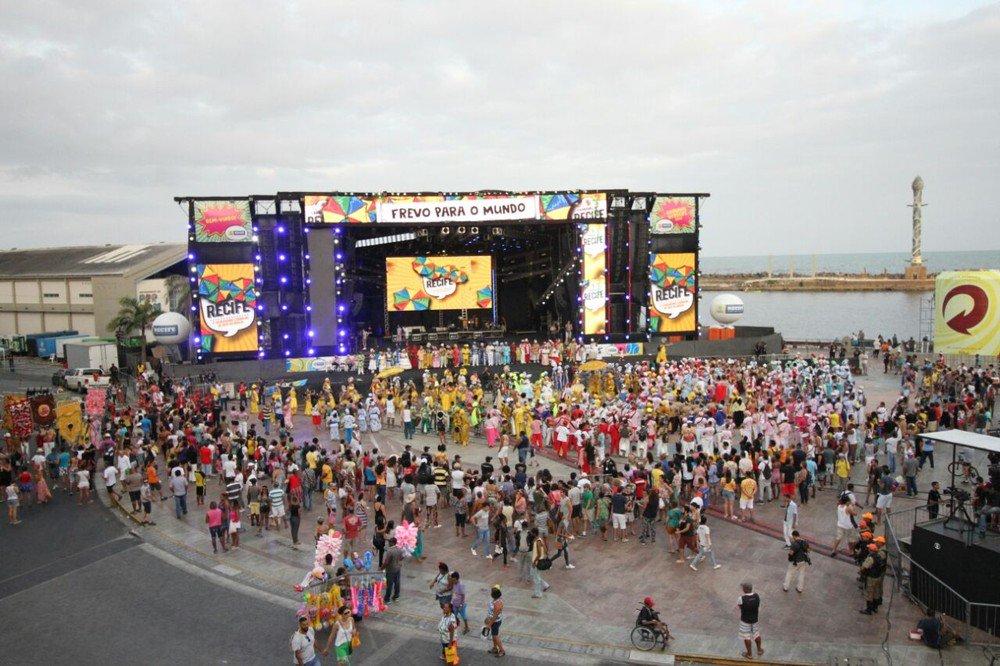 Meteorologia prevê chuva na abertura do carnaval do Recife https://t.co/FyrfZ5V2CX #globeleza #G1