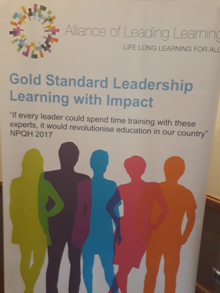 Wow! Brilliant two days learning about leadership and developing curriculum and learning in school. Thanks @MarchesSchool