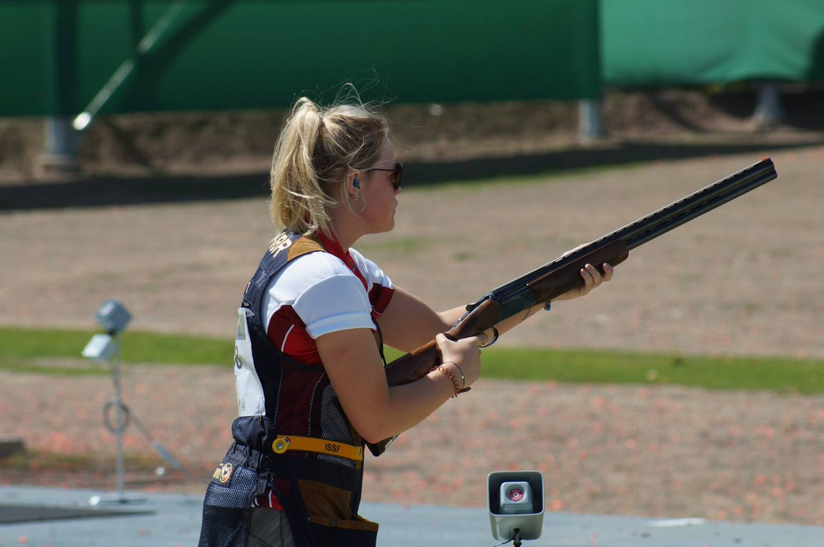 british shooting on twitter some fantastic performances at the cyprus grand prix with linda. Black Bedroom Furniture Sets. Home Design Ideas