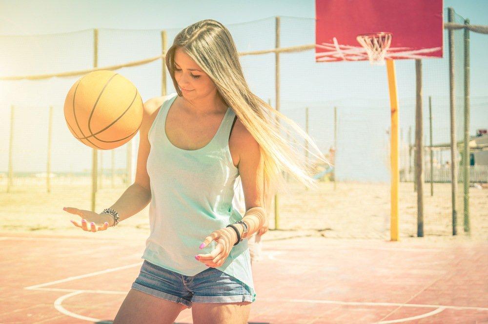 Баскетболистка секс видео сносное