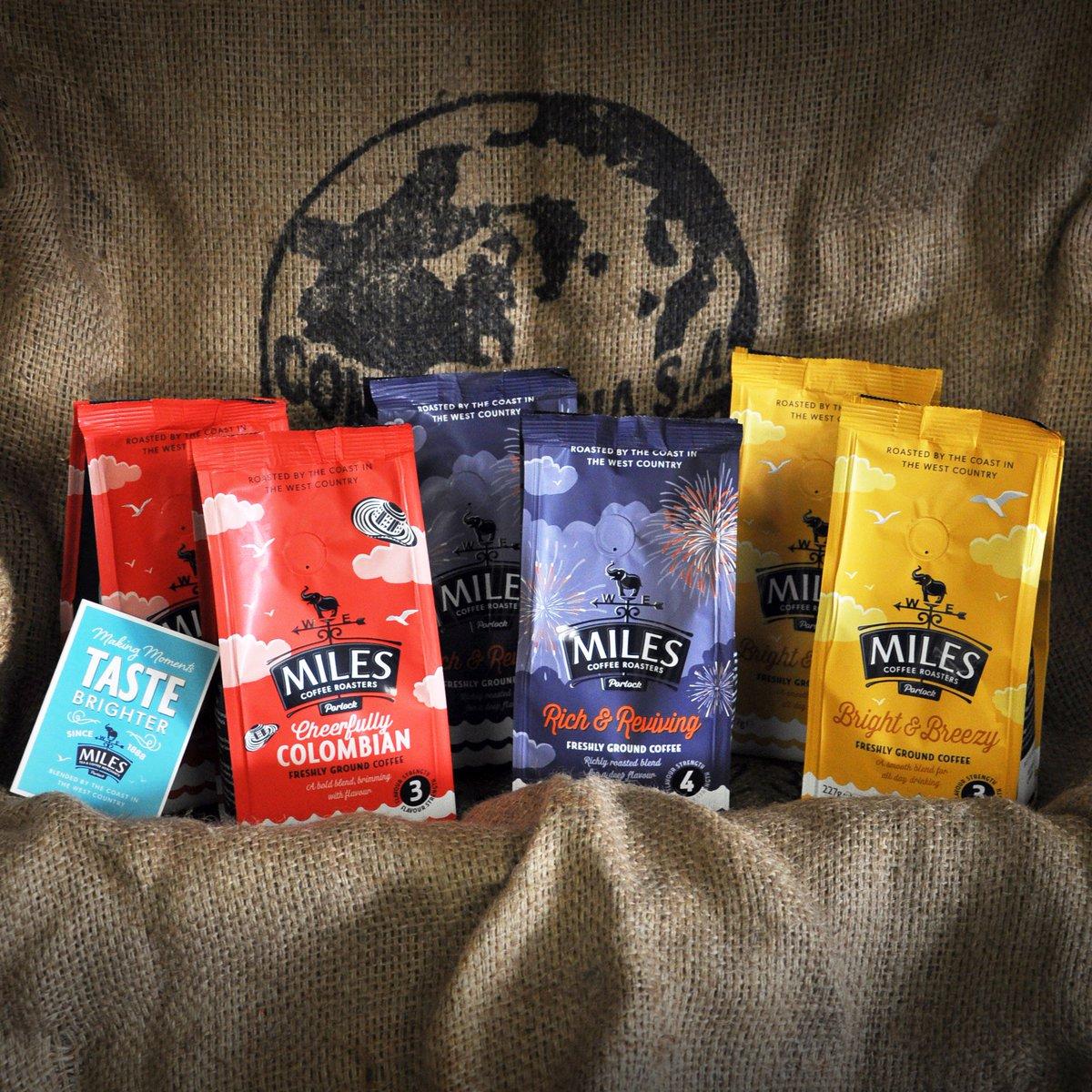 Miles Tea Coffee On Twitter Win To Celebrate