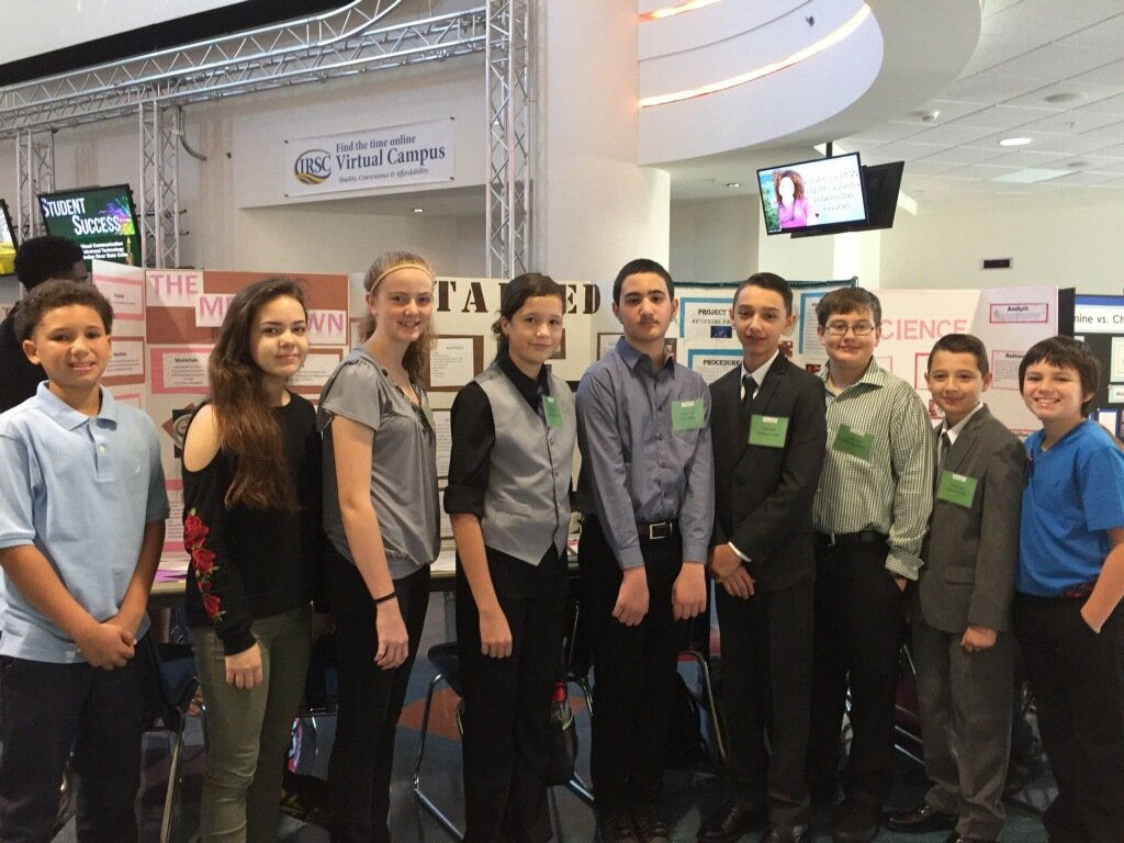 test Twitter Media - Southern Oaks Middle School students at the #ScienceFair at #IRSC . They did a great job! https://t.co/DL5K5C9DLN