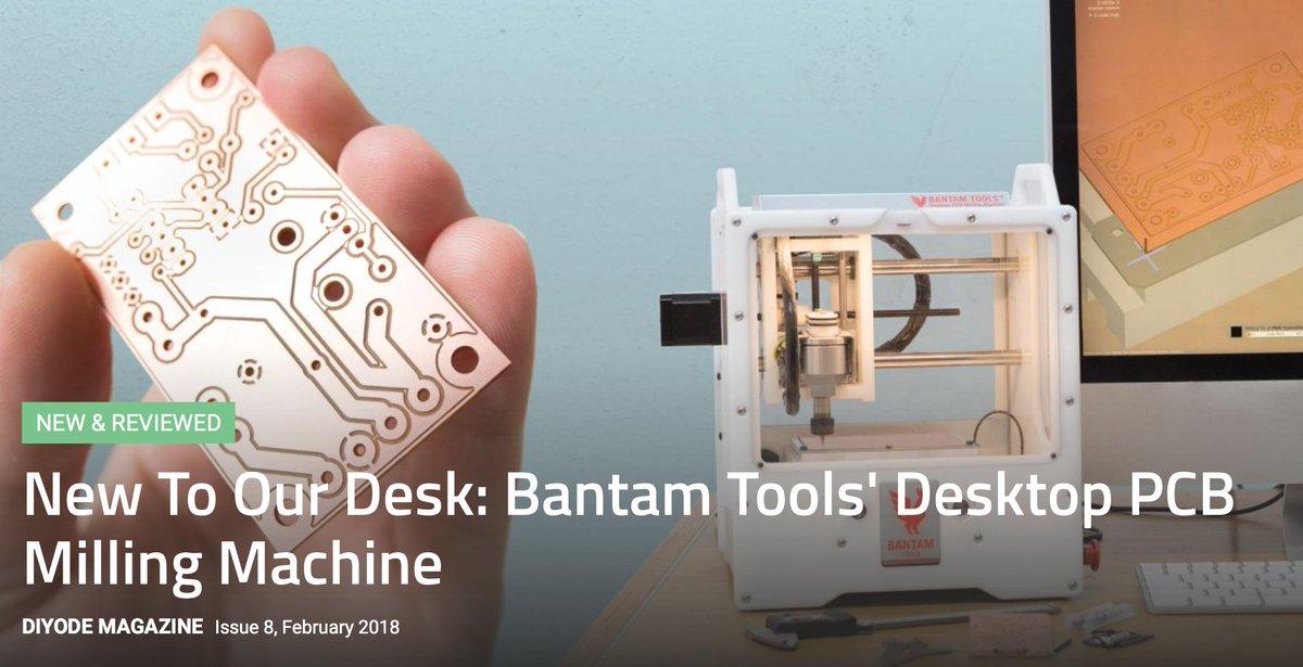 Bantam Tools on Twitter: