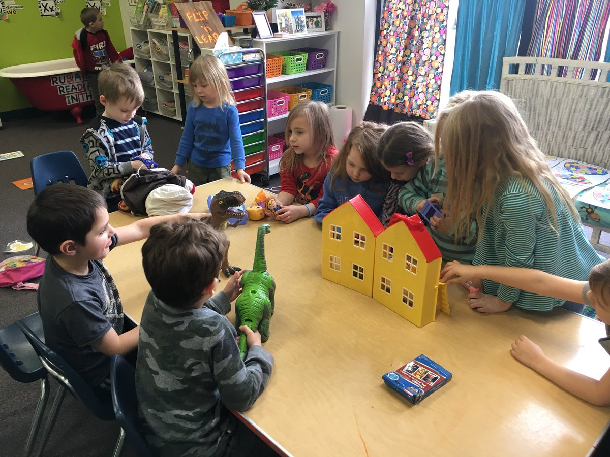 Flip Learn On Twitter Playing With Our Show Tell Toys