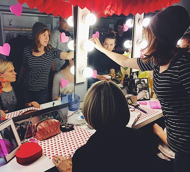 Oh do we have something special coming for you! Today, on #femalefilmmakerfriday we thank co-director @kwetherhead for helping @we_racket get real romantic this February. STAY TUNED!! (we also ❤️ @celiakb & @phillipasoo ) #filmmaking #onset #periodsw… ift.tt/2H1rYWT