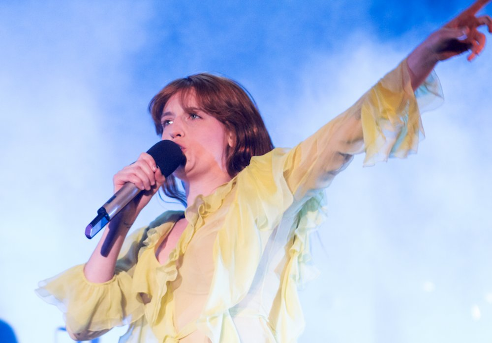 The dog days are over: #FlorenceandtheMa...