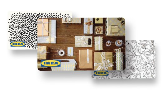 Ikea Gift Cards Are Always The Right