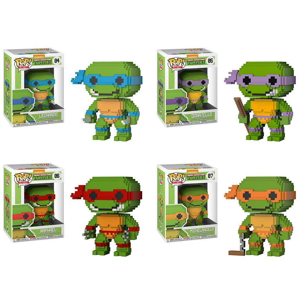 RT & follow @OriginalFunko for the chance to win an 8-Bit Teenage Mutant Ninja Turtles Pop! prize pack! #NationalPizzaDay