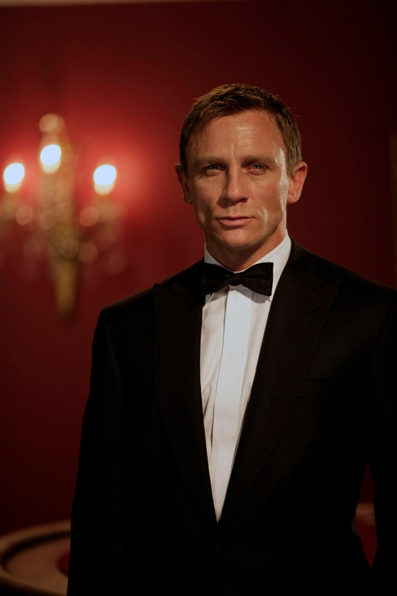 Smoking 007 casino royale