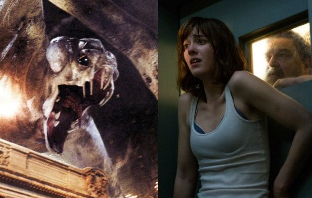 Massawyrm Goes Seven Different Kinds Of Ape Over Cloverfield