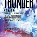 Image for the Tweet beginning: @thundertowers announce, ahead of release