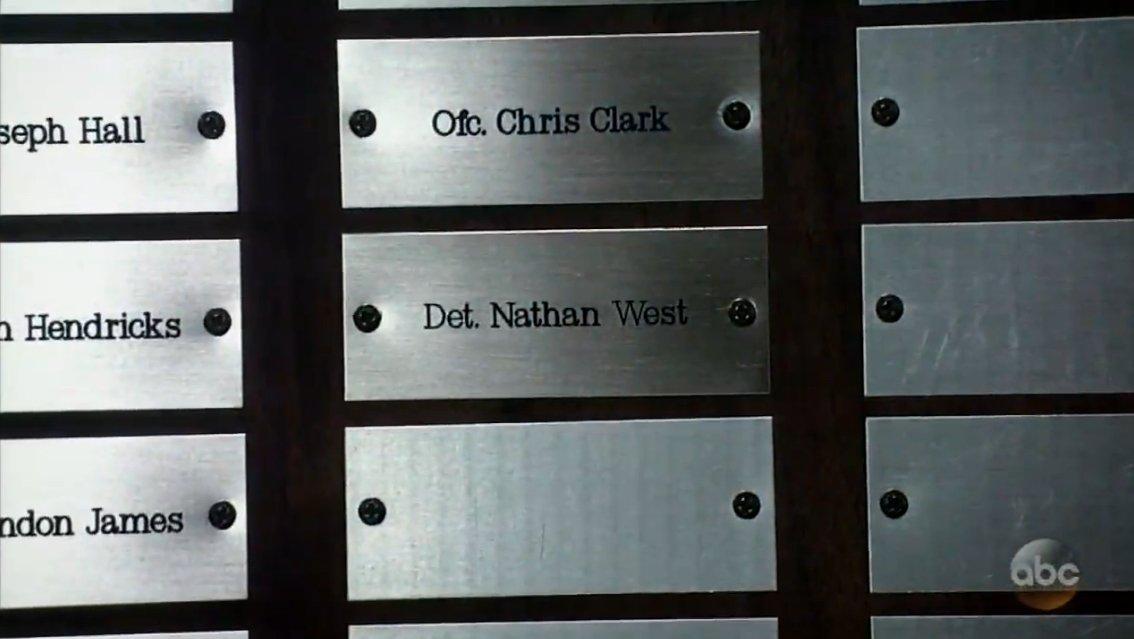 Farewell, Detective Nathan West  DVnZ9DPVMAI6QNn