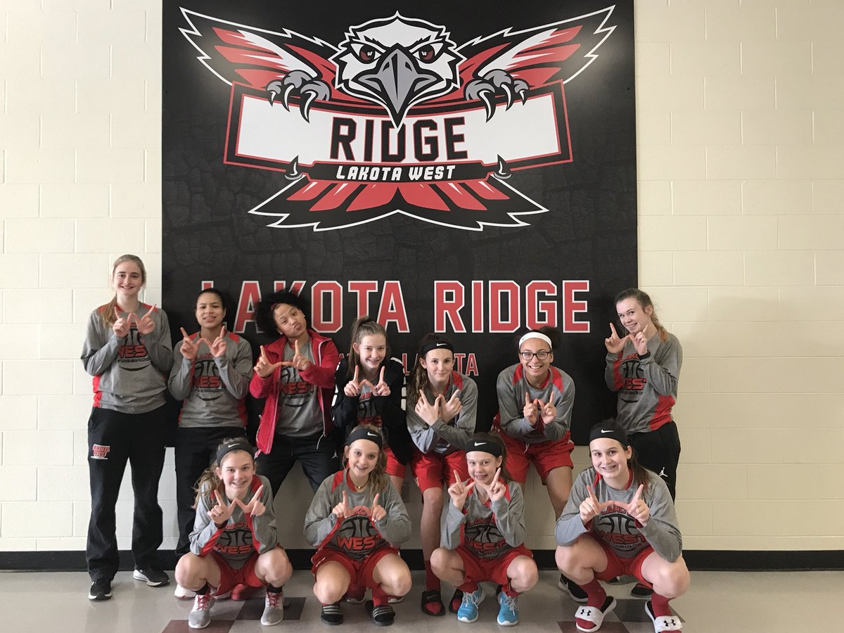 Image result for Lakota Ridge Girls Basketball