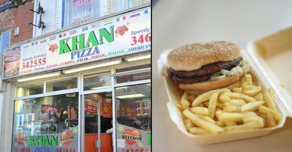 Furious mum demands burger is removed fr...