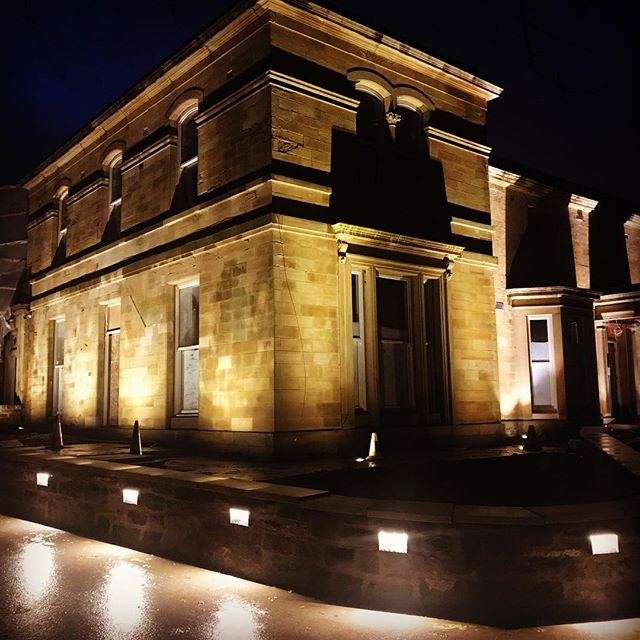 Manor House Lindley On Twitter Lighting Up