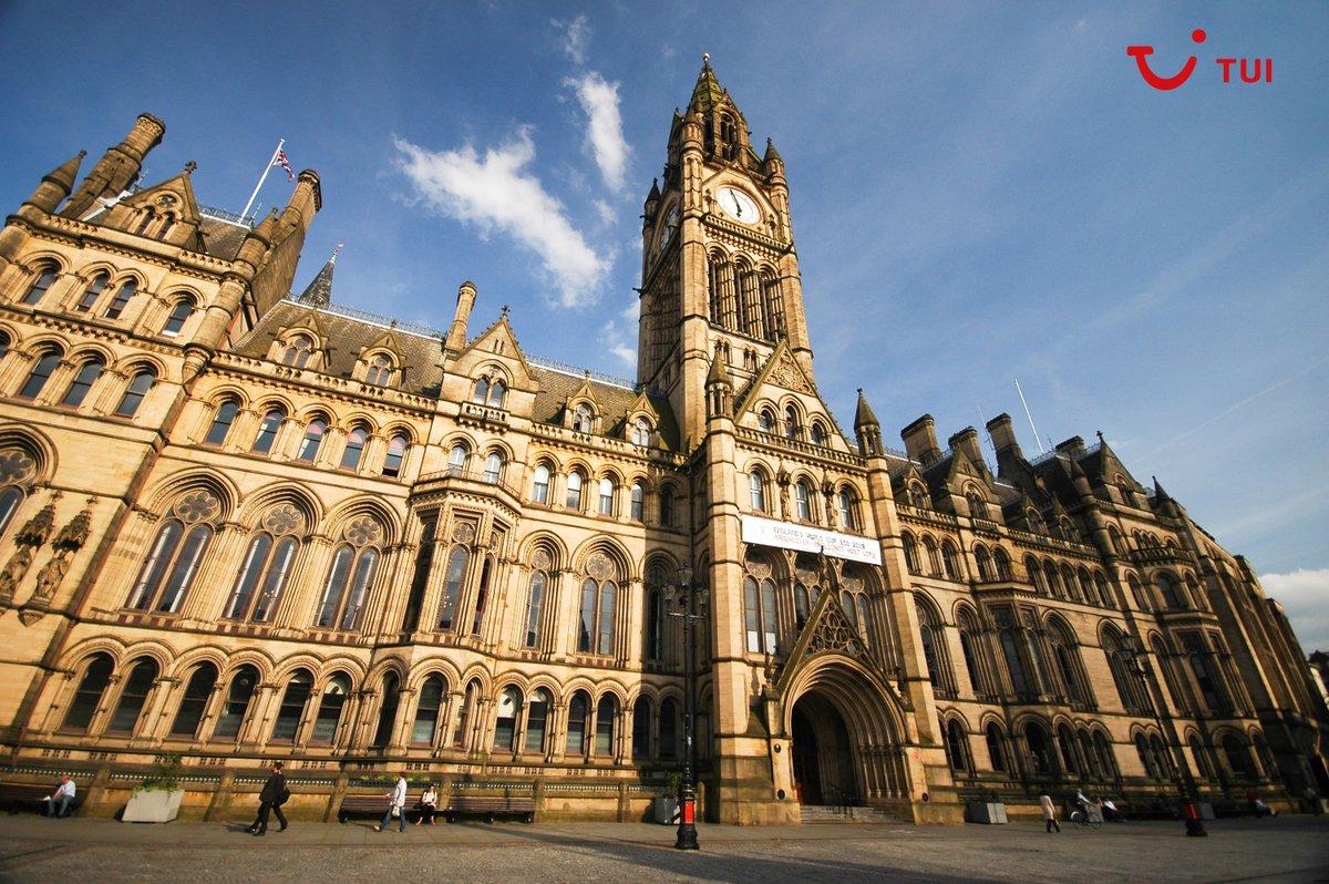 Manchester ha pasado de centro industrial a núcleo creativo, y vuelve a sus orígenes con todos sus encantos: música, arte y carácter. ¿Quieres conocerla?  http://ow.ly/SHRi30ie8AT