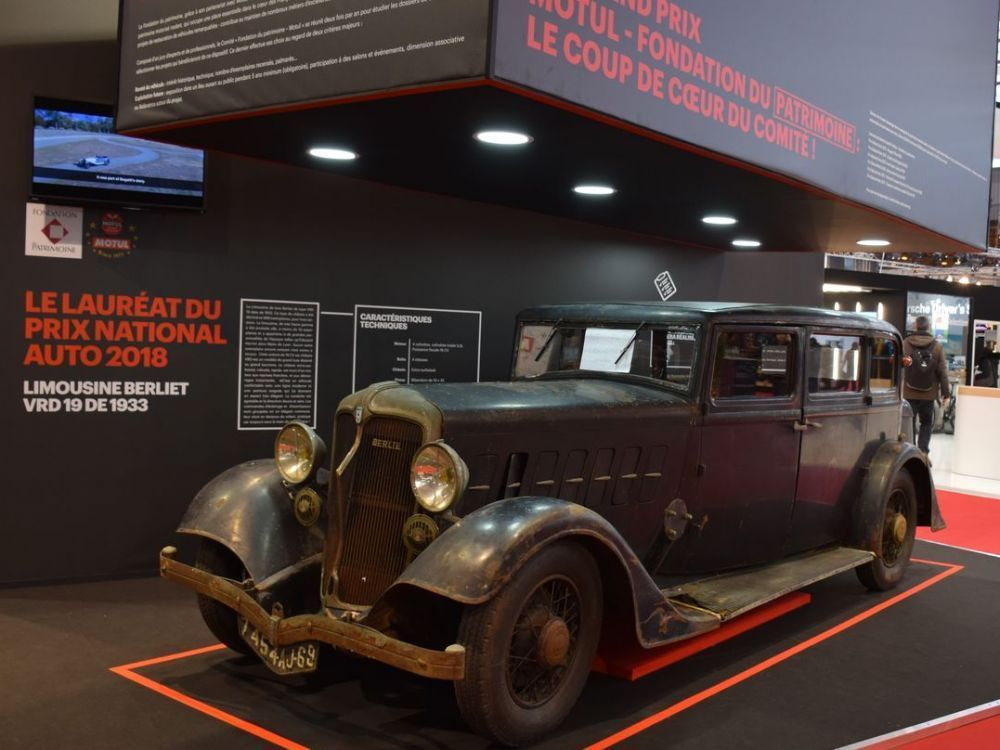 Retromobile infos zur oldtimer messe for Retromobile salon
