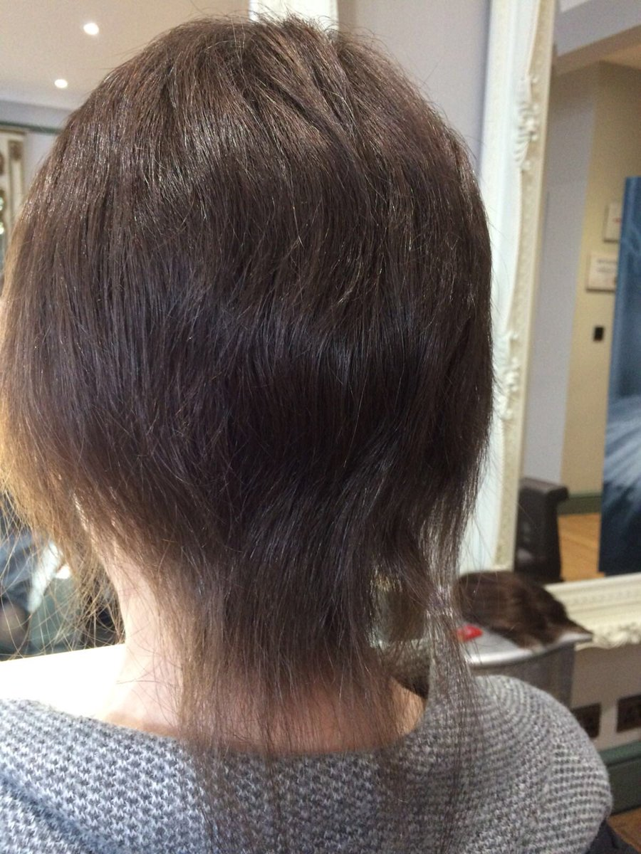 Simone Thomas Salon On Twitter A Hair Loss Make Over For This Lady