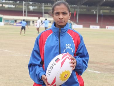 16-year-old Anusha avoided #childmarriage, now shes taking the sports world by storm @indiatimes bit.ly/2EqG7yj