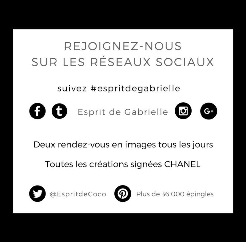 Visitez http://espritdegabrielle.com L'Héritage de Coco Chanel #espritdegabrielle