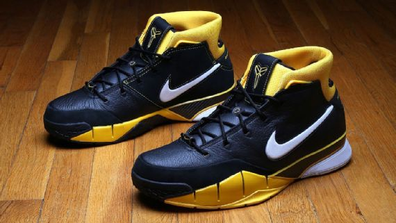 79daa498d ... the Kobe Nike Protro 1 he ll wear at All-Star.  http   www.espn.com nba story   id 22382085 demar-derozan-carrying-torch- kobe-nike-protro-line … ...