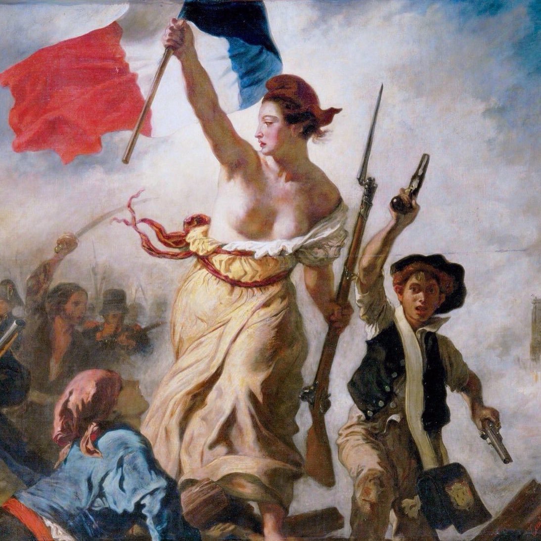 analysis of delacroix liberty leading the people 1830 The july revolution of 1830 was an event that delacroix simply had to paint he felt it was his duty as a painter to record this event as the (.