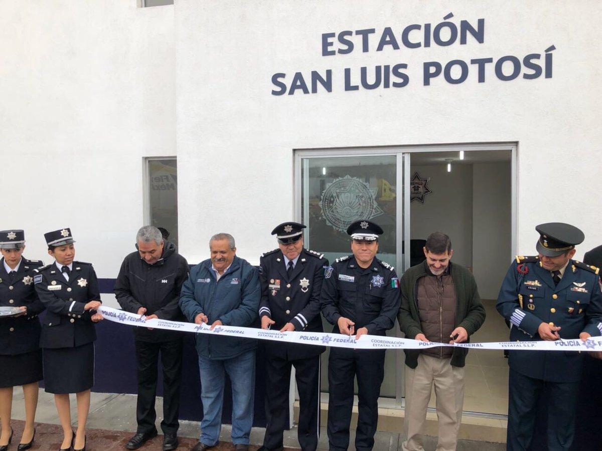 Ssp San Luis Potosí в Twitter En Representación Del