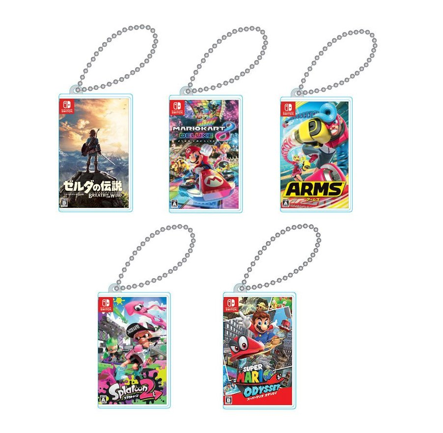 Nintendeal On Twitter Nintendo Switch Pocket Mini Keychain Cases Each Hold A Single Game Card And Will Be Available In Japan Starting This April We Ll Link When Imports Are Available Https T Co 38xvndijsl