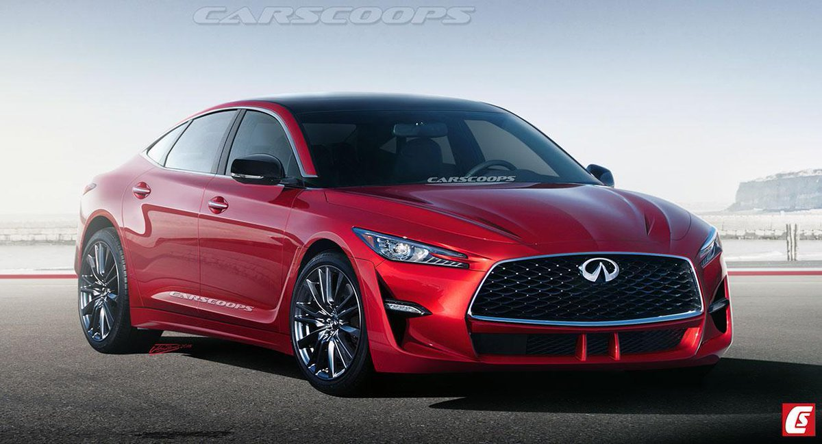 Future Cars 2020 >> Carscoops On Twitter Future Cars 2020 Infiniti Q50 Gets