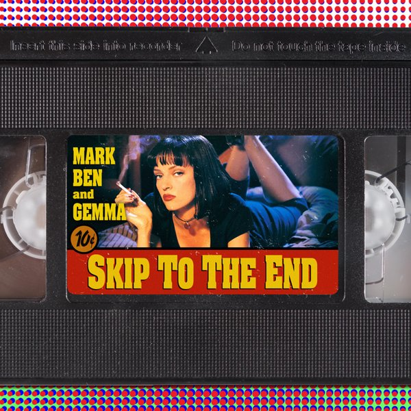 Skip To The End's photo on Pulp Fiction