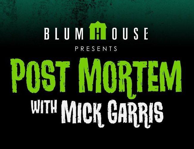 Post Mortem Podcast on Twitter: