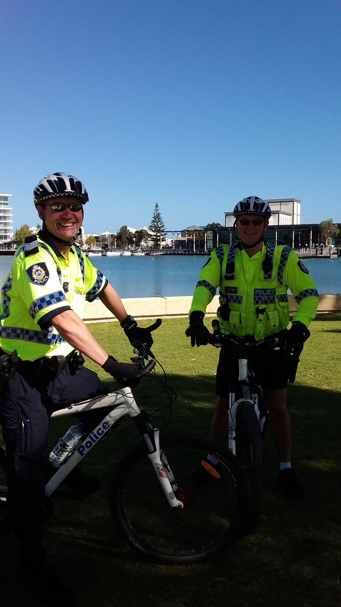 Mandurah Police On Twitter Great Weather For A Bike Ride At The