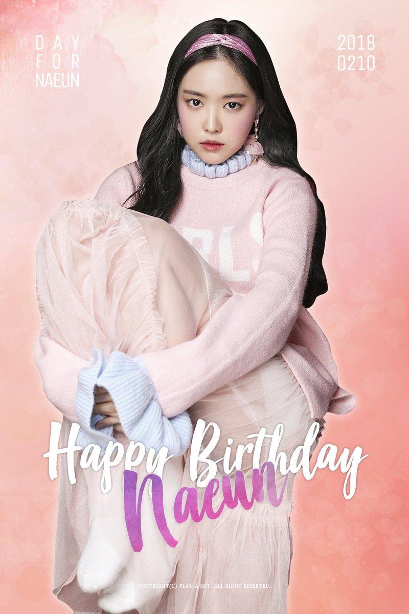 생일축하해~~~~  #happynaeunday #Apink #naeun...